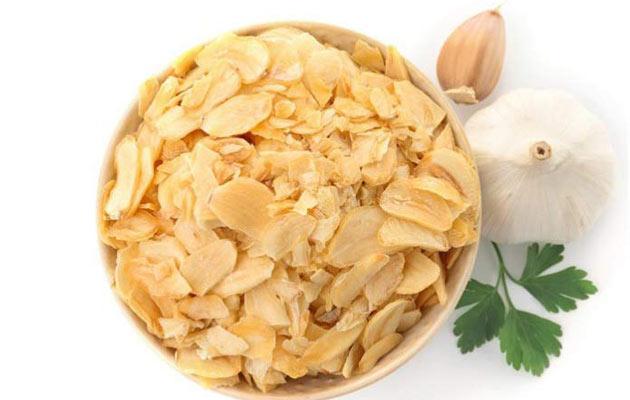 Dried Garlic Chips Bulk Wholesale in China