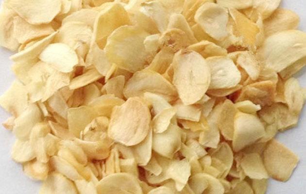 Dried Garlic Chips Supplier