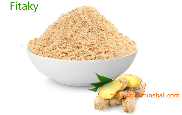 Bulk Organic Ginger Powder Price