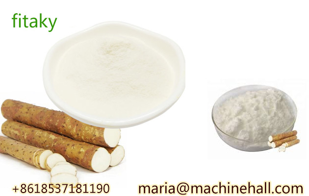 Factory Supply Natural Pure Wild Yam Powder
