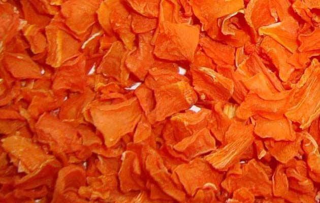 Bulk Dehydrated Carrots Wholesale Price