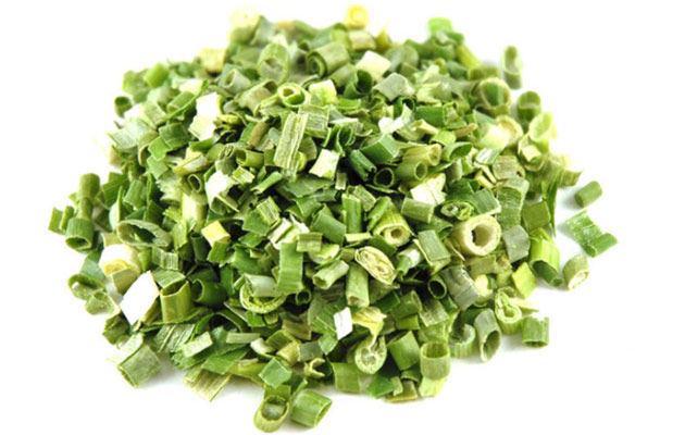 dehydrated scallions wholesale