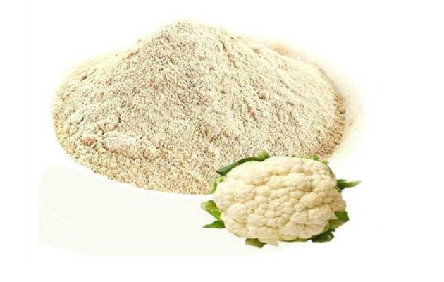 Bulk Dehydrated Cauliflower Powder Wholesale Price