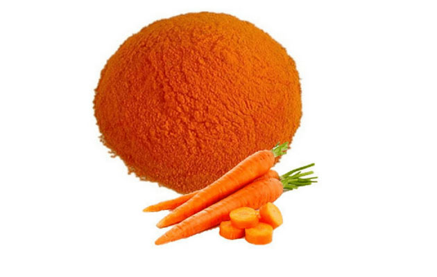 Dehydrated Carrot Powder Factory Price