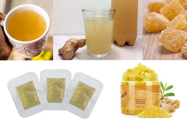 ginger powder wholesale