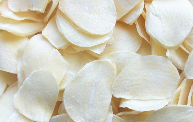 Bulk Dried Garlic Slice Wholesale Pri