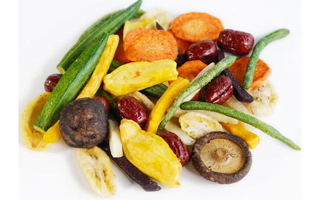 Dehydrated Fruit Vegetable Chips Wholesale Price