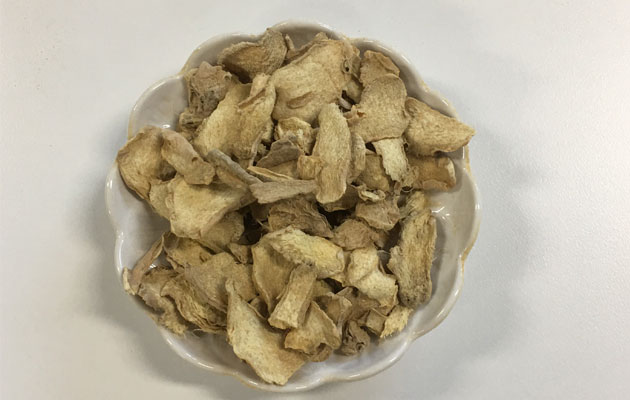 Dried Ginger Chips Wholesale Price