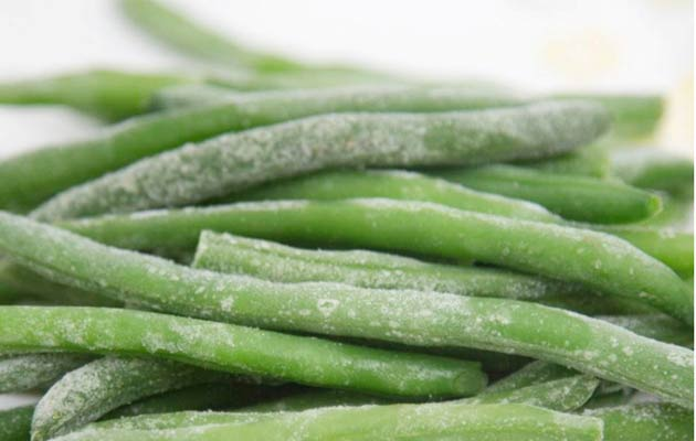 frozen green beans wholesale