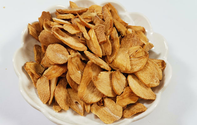 Fitaky Fried Garlic Chips Manufacture
