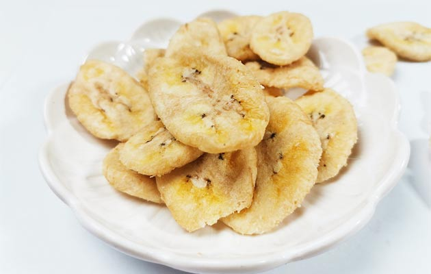 Dried Banana Chips Wholesale Price