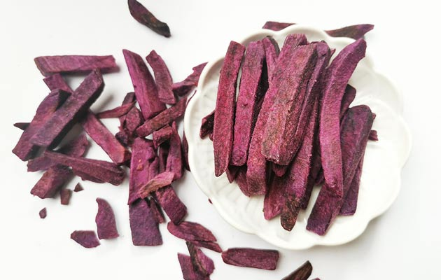 Fitaky Vacuum Fried Purple Potato Pri