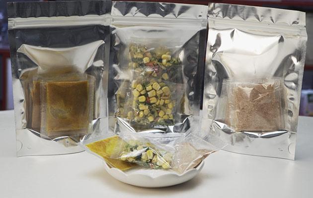 Organic Seasoning Powder And Sauce Sachets