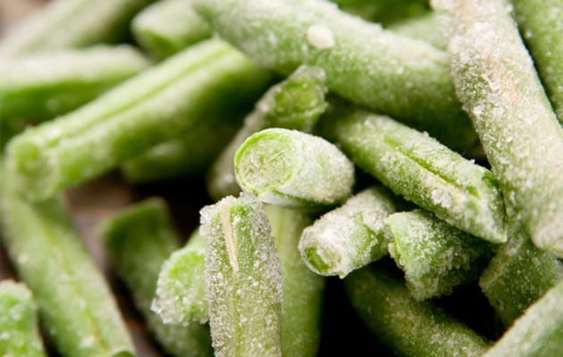 bulk green bean price